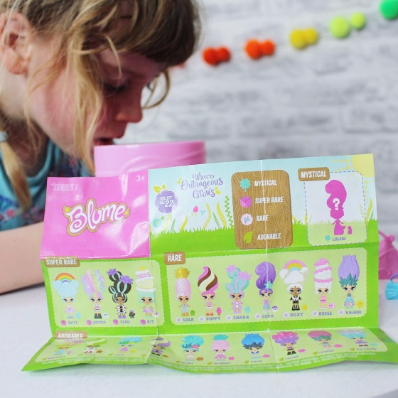 Blume Toy Unboxing