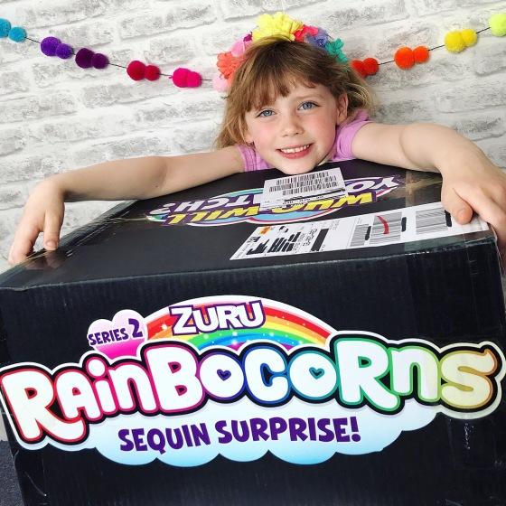 Rainbocorns Series 2 Review