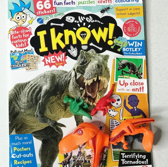 I Know! Magazine Review