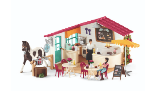 Schleich Cafe