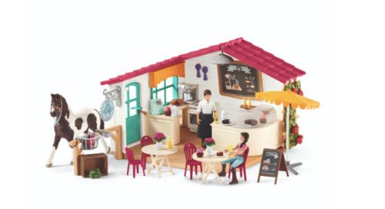 Schleich Cafe