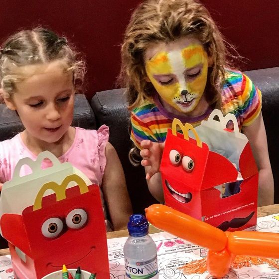 Family Events at McDonalds #SmilesAllRound