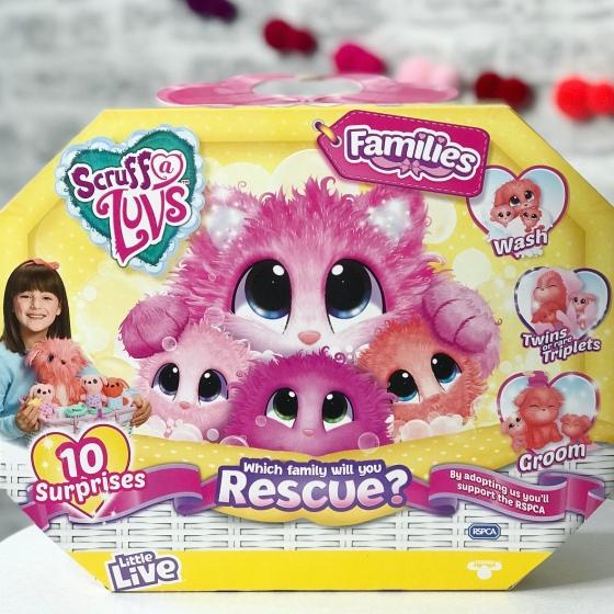 Scruff A Luvs Families Review