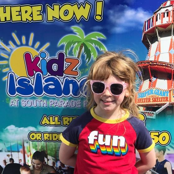 Kidz Island Review, Southsea Pier