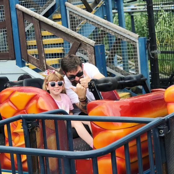 Bouncezilla Thorpe Park Review