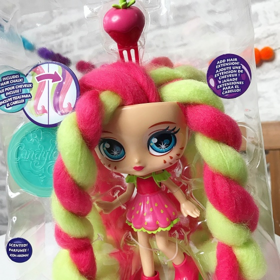 Candylocks Doll Review