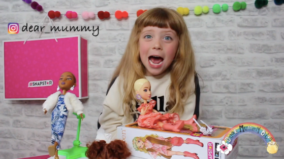#SNAPSTAR Dolls Review