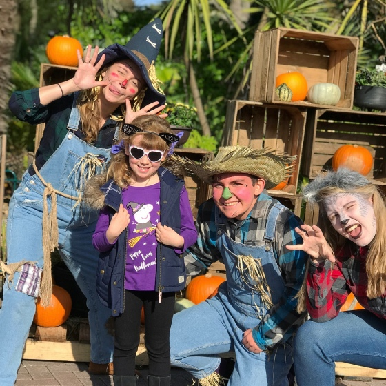 Halloween at Peppa Pig World 2019