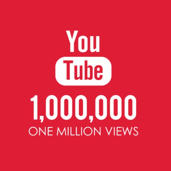 We hit 1 Million YouTube views