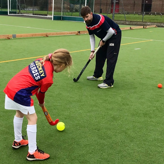 New recruits for Hockey Heroes