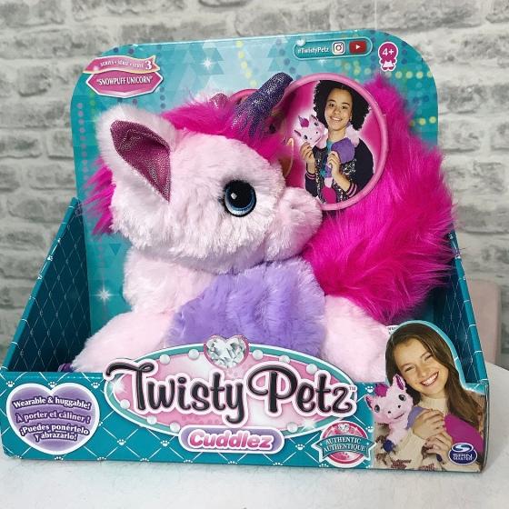 Twisty Petz Cuddlez Review