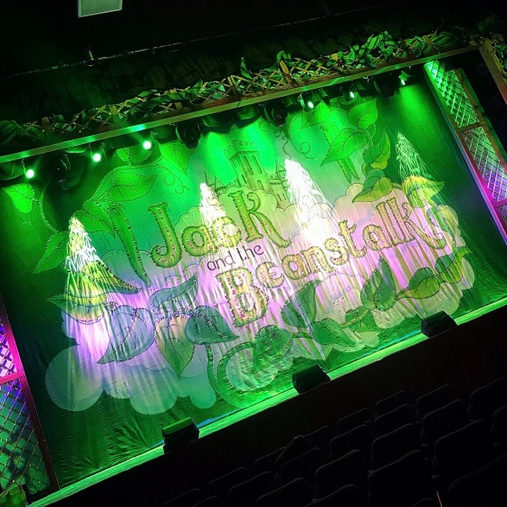 Jack and the Beanstalk at Princes Hall, Aldershot