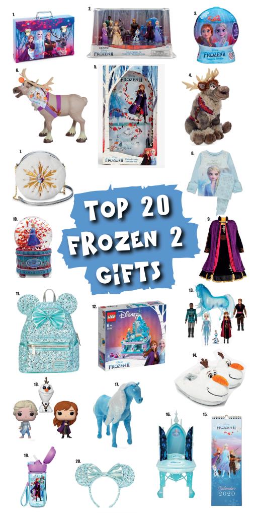 Top 20 Frozen 2 Gifts
