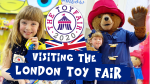 London Toy Fair 2020