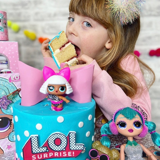 L.O.L Surprise Birthday Party Ideas