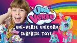 Uni‐Verse Toy unboxing