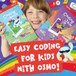 Easy Coding For Kids with Osmo