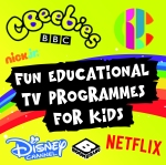 Fun Educational TV Programmes for Kids