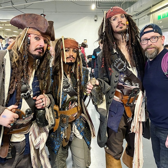 London Comic Con Spring 2020 Review