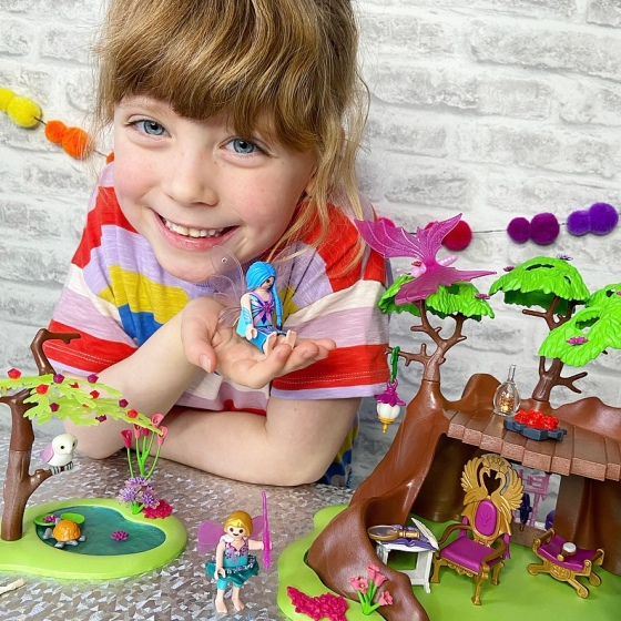 Playmobil 70001 Fairies Fairy Forest House review