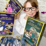National Geographic STEM kits