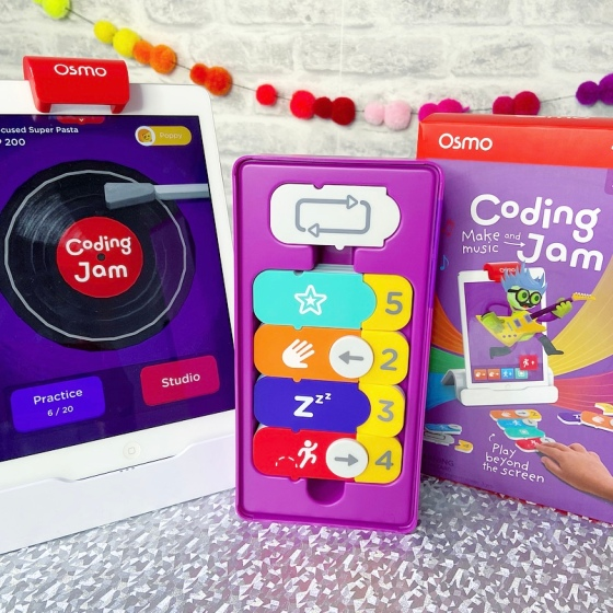 Coding Jam by Osmo