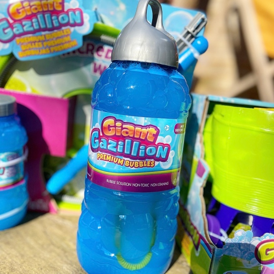 Gazillion Bubbles 2L Giant solution