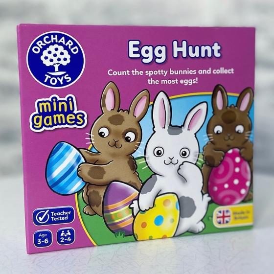 Orchard Toys Egg Hunt