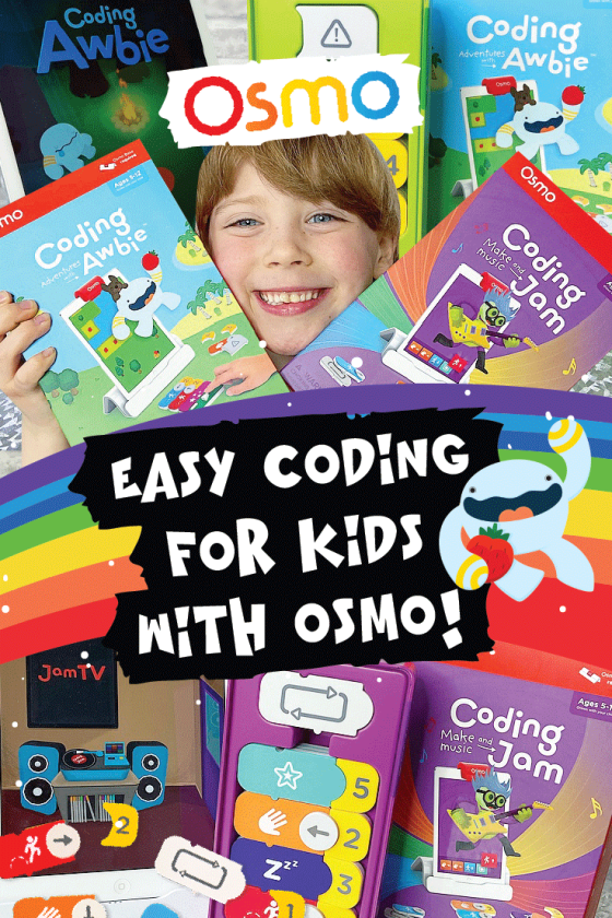 Osmo Coding Awbie and Coding Jam Review
