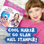 Cool Maker GO GLAM Nail Stamper!