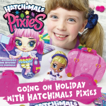 Hatchimals Pixies Vacay Style Dolls