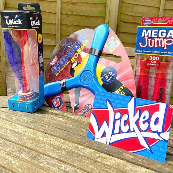 Wicked Vision Toys Review