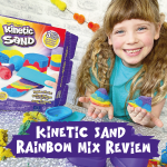 Kinetic Sand Rainbow Mix Review Sq