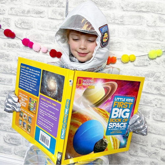 Space homeschooling ideas