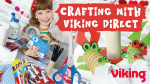 Crafting with Viking Direct