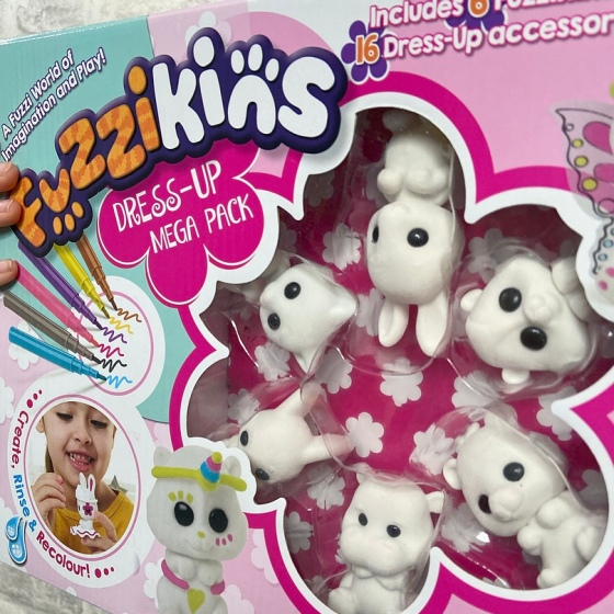 Fuzzikins Dress-Up Mega Pack