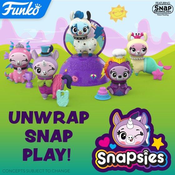 Funko Snapsies